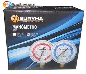 Manômetro R410A Baixa