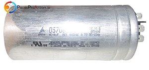 Capacitor 45+4MF 440V