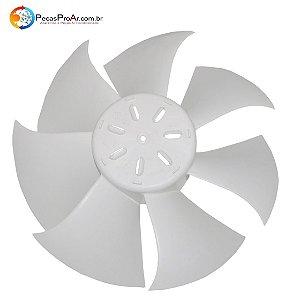 Hélice Ventilador Condensadora Midea Comfee 38KQG09F5