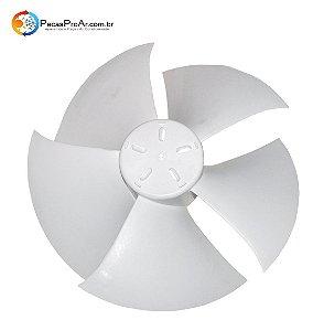 Hélice Ventilador Condensadora Midea Luna 38KCJ24M5