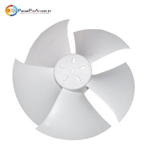 Hélice Ventilador Condensadora Midea Vize 38KQG18M5