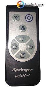 Controle Remoto Climatizador Springer SCAFRB1 Frio