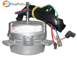 Motor Ventilador Janela Springer Innovare 10.000Btu/h 42RCC10226S