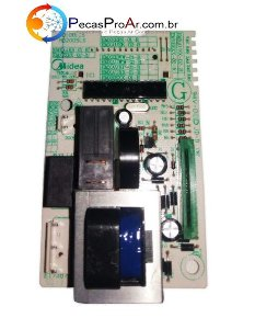 Placa Eletrônica Micro-ondas Midea 20 Litros MM20EL2VW