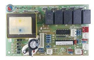 Placa Eletronica Springer Maquina De Gelo Ice Maker ICMA0158B 15kg