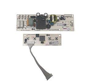 Placa Eletrônica Janela Springer Duo 10.000Btus QCE105RB