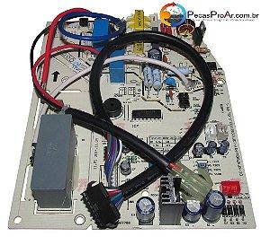 Placa Eletrônica Midea Liva Split Hi Wall 22.000Btu/h 42MFQB22M5