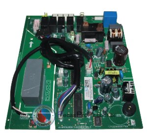 Placa Eletrônica Inverter Carrier X-Power 22.000Btu/h 42LVCC22C5