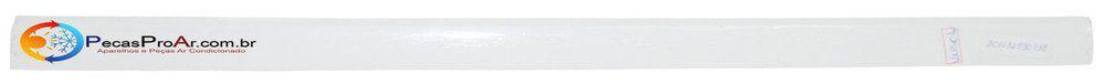 Direcionador De Ar Horizontal Superior Midea Piso Teto MPE48HRV3