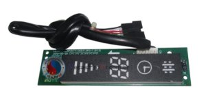 Placa Display Midea Eco Inverter MSC22CRN1