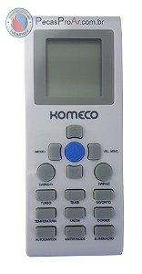 Controle Remoto Komeco Maxime MXS18FC4LA