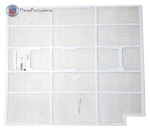 Filtro de Ar Esquerdo Hi Wall Midea Estilo MSS12CR