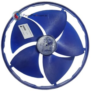 Hélice Ventilador Condensadora Midea Window 38MWQA09M5