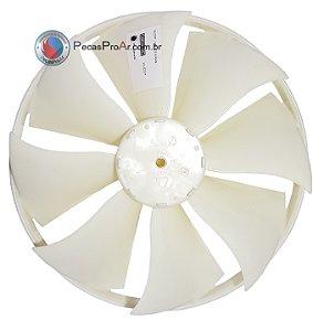 Hélice Ventilador Condensadora Springer Duo QQA105BBB