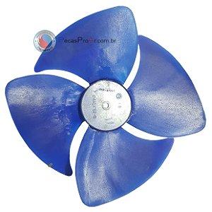Hélice Ventilador Condensadora Midea Bi-Split MS2E18CR