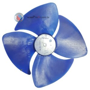 Hélice Ventilador Condensadora Midea Bi-Split MS2E27CR