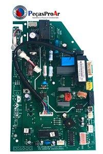 Placa Eletrônica Midea Eco Inverter Split Hi Wall 18.000Btu/h 42MECA18M5