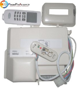Kit Controle Remoto Built-In Carrier 42BQA036510KC