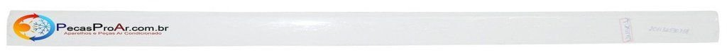 Direcionador De Ar Horizontal Superior Split Midea Estilo MSS28CR