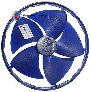Hélice Ventilador Condensadora Midea Window 38MWCB07M5