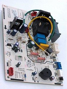 Placa Eletrônica Springer Midea Split Hi Wall 9.000Btu/h 42MAQA09S5
