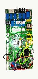 Placa Eletrônica Ar Condicionado Carrier Cassete 24.000Btu/h 40KWQD24C5