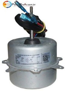 Motor Ventilador Springer Maxiflex 30W 38MCA007515MS