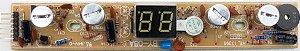 Placa Display Adega Midea WBA121