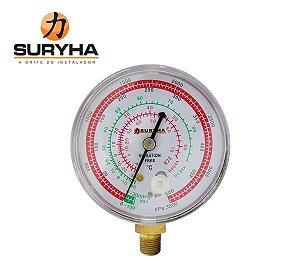 Manômetro R22/404/134 Alta Suryha