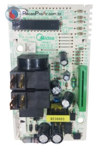 Placa Eletrônica Forno Micro-ondas Midea 25L  MM-39TB1VS