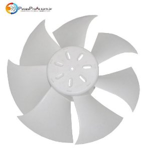 Hélice Ventilador Springer Maxiflex  Split High Wall 7500 BTUs 38KQC007515MS