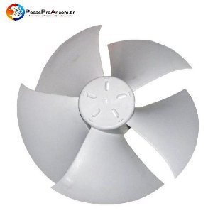 Hélice Ventilador Springer Up Split High Wall 22000 BTUs  38KQE22S5