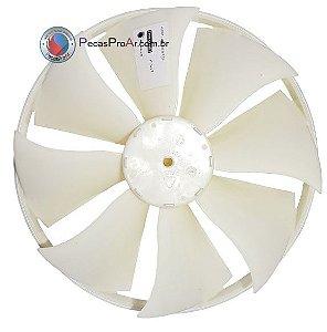 Hélice Ventilador Springer Midea Mecânico 10.000btus QCI105BB