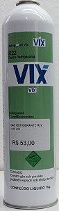 Gás refrigerante Vix R22 1kg