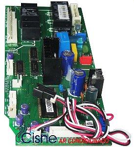 Placa Eletrônica Carrier Cassete 24.000Btus 40KWQA024515LC