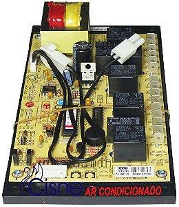 Placa Eletrônica Carrier Fancolete (Fan Coil) 80.000Btus 42LQB080515KC