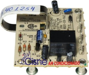 Placa Eletrônica da Condensadora Carrier EcoSplit 15TR 38EXB15386S