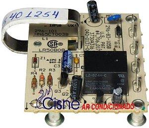 Placa Eletrônica Carrier Self New Generation Módulo Trocador Condensação de ar Remoto 15TR 40BZA16386TP