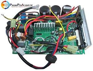 Placa Eletrônica Inverter Midea Eco Split Hi Wall 22.000Btu/h MSC22CR