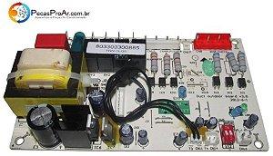 Placa Eletronica Komeco Piso Teto/Cassete 48.000Btu/h KOCP60QC380G4
