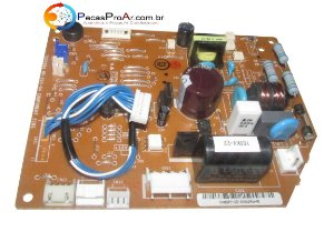 Placa Eletrônica da Evaporadora Ar Condicionado Toshiba 43T69824