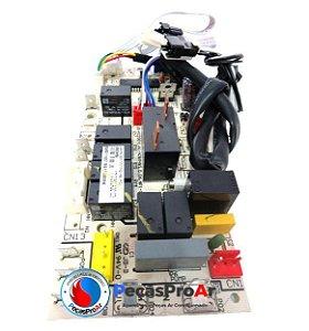 Placa Eletrônica Ar Condicionado Portátil Midea 10.500Btu/h MPN-10CRV1