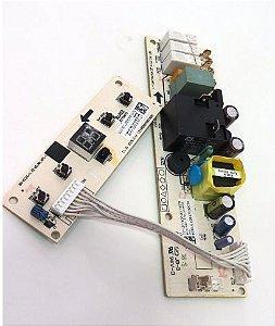Placa Eletrônica Janela Springer Duo 10.000Btu/h QQE105RB
