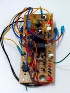 Placa Eletrônica Climatizador de Ar Midea MVAC120BHR