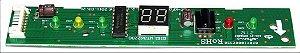 Placa Display Carrier MultiSplit 2X 12.000Btu/h 42LMQAB12515LC