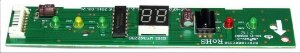 Placa Display Midea Vertu Split Hi Wall 18.000Btu/h MSV218CR