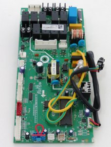 Placa Eletrônica Carrier Cassete 36.000Btu/h 40KWQD36C5