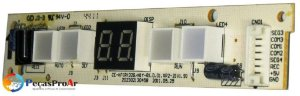 Placa Display Springer Maxiflex Split Hi Wall 7.000Btu/h 42RWCA007515LS