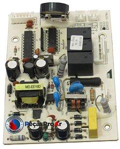 Placa Eletrônica de Controle Coifa Midea Desea 60cm RYA91