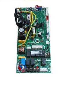 Placa eletrônica Carrier Cassete 24.000Btu/h 40KWCD24C5
